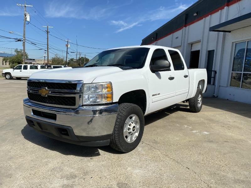 Chevrolet Silverado 2500HD 2013 price $12,990