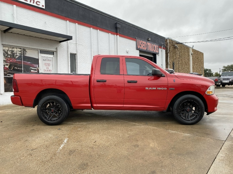 RAM 1500 2012 price $9,990