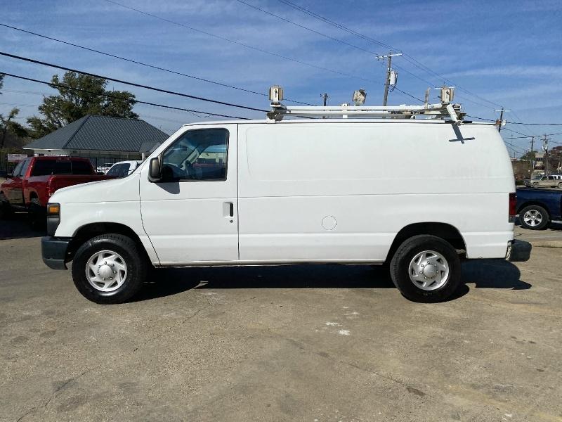 Ford Econoline Cargo Van 2008 price $7,500
