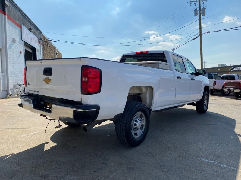 Chevrolet Silverado 2500HD Built After Aug 14 2015 price $13,990