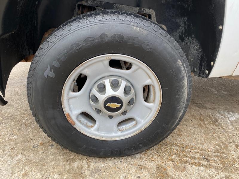 Chevrolet Silverado 2500HD 2012 price $14,990