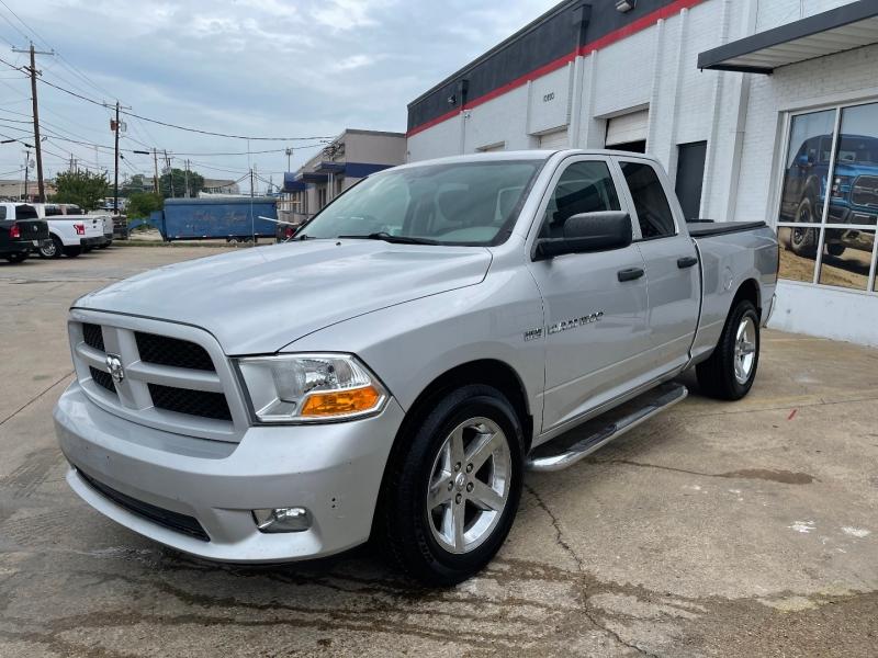 RAM 1500 2012 price $15,990