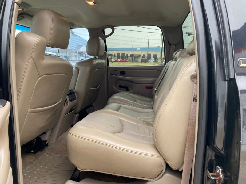 Chevrolet Silverado 2500HD 2006 price $10,500