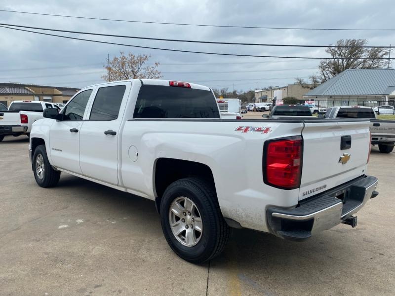 Chevrolet Silverado 1500 2014 price $16,990