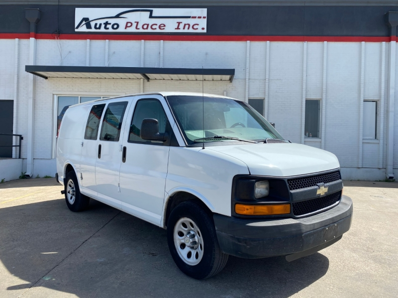 Chevrolet Express Cargo Van 2010 price $11,990