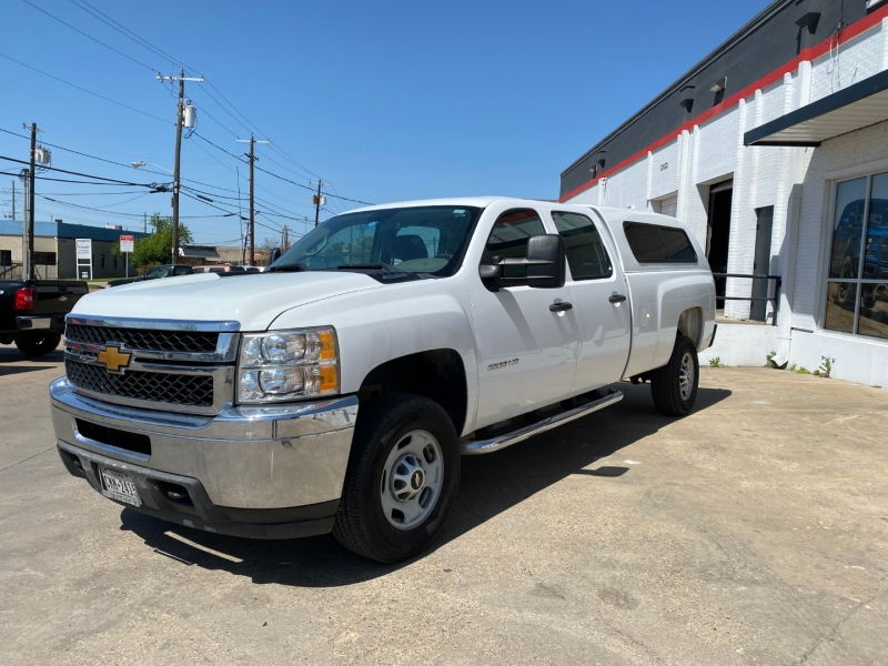 Chevrolet Silverado 2500HD 2013 price $15,500