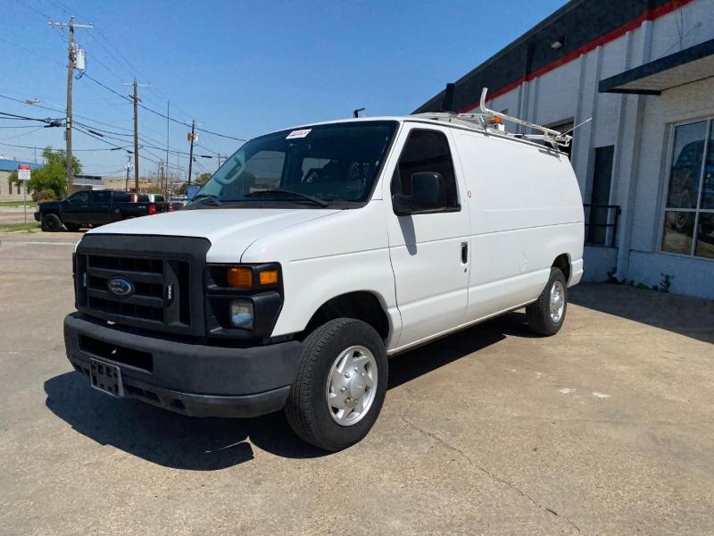 Ford Econoline Cargo Van 2012 price $14,990