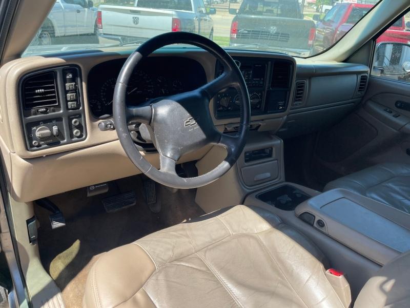 Chevrolet Silverado 2500HD 2002 price $11,990