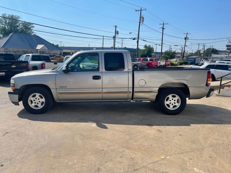 Chevrolet Silverado 1500 2001 price $5,250