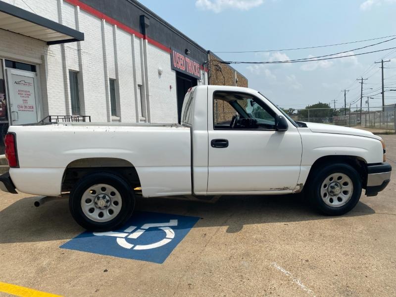 Chevrolet Silverado 1500 2006 price $10,500