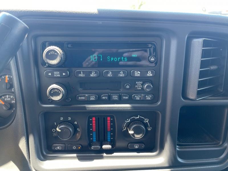 Chevrolet Silverado 1500 Crew Cab 2004 price $10,990