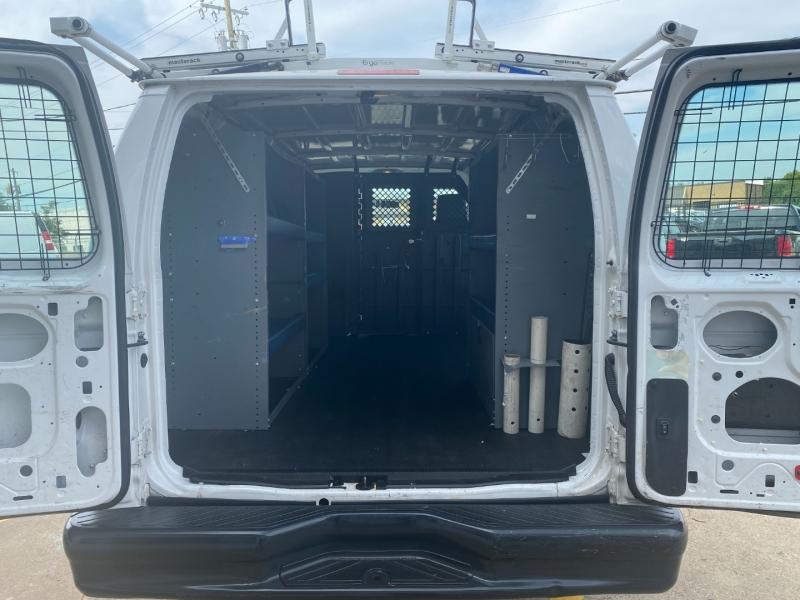 Ford Econoline Cargo Van 2014 price $14,990