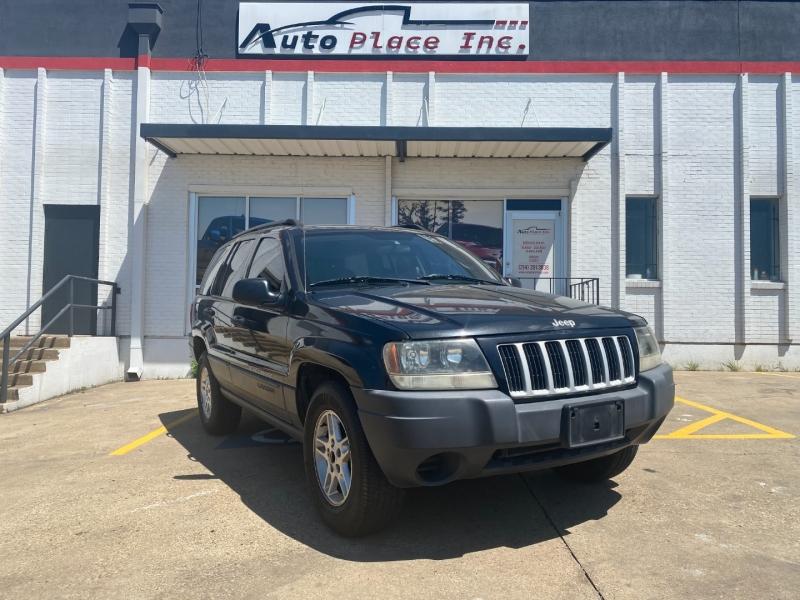Jeep Grand Cherokee 2004 price $0