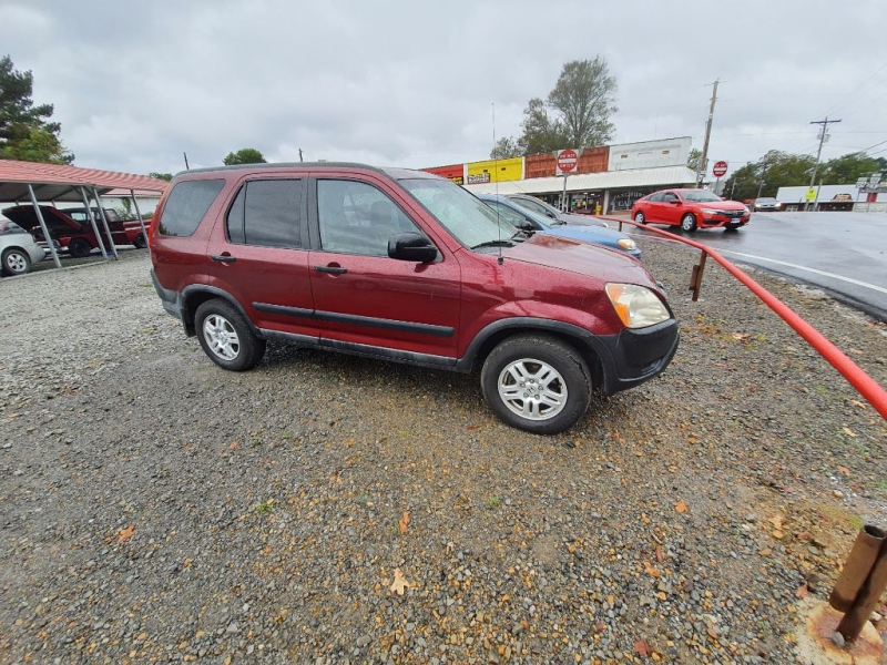 HONDA CR-V 2004 price Call for Pricing.