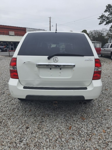 ACURA MDX 2003 price Call for Pricing.