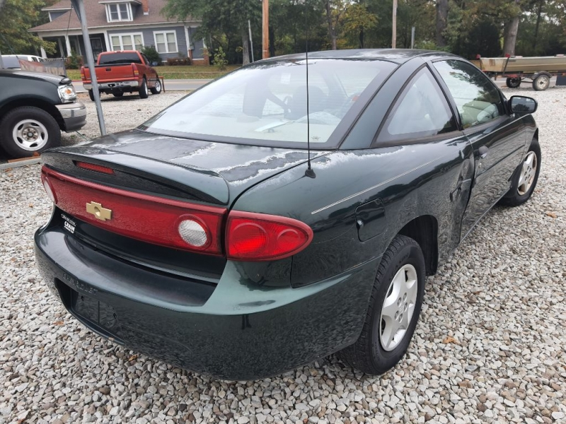 CHEVROLET CAVALIER 2004 price Call for Pricing.