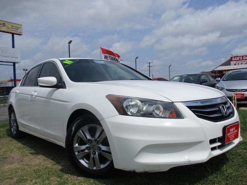 Honda Accord Sdn 2011 price $7,650