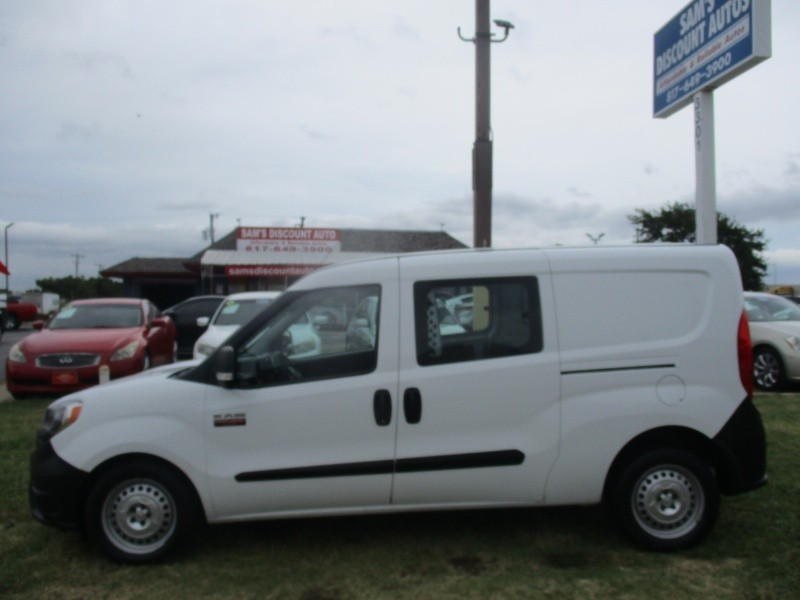 RAM ProMaster City Cargo Van 2016 price $9,950