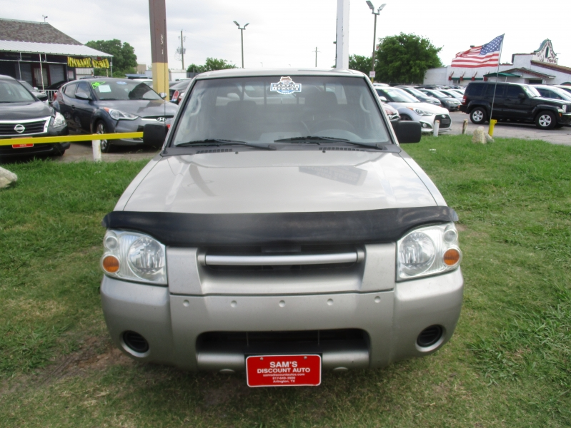 Nissan Frontier 2WD 2003 price $5,944