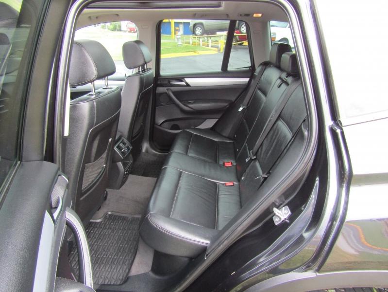 BMW X3 2011 price $10,944