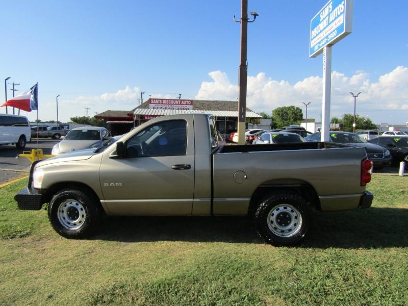 Dodge Ram 1500 2008 price $7,944
