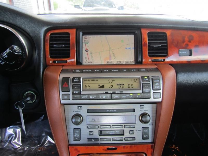Lexus SC 430 2002 price $11,750