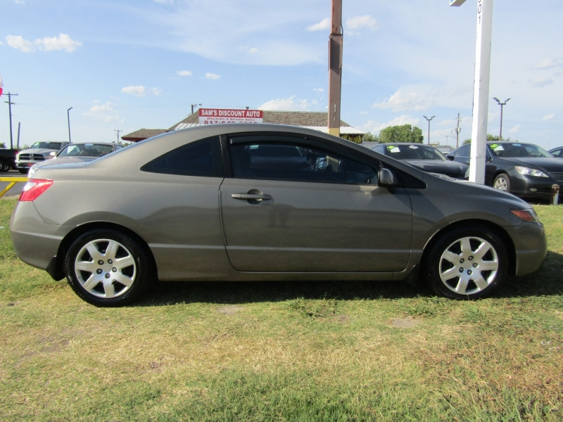 Honda Civic Cpe 2007 price $5,440