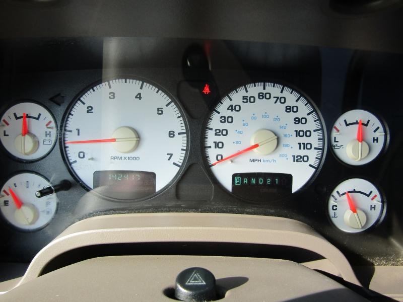Dodge Ram 1500 2003 price $7,844