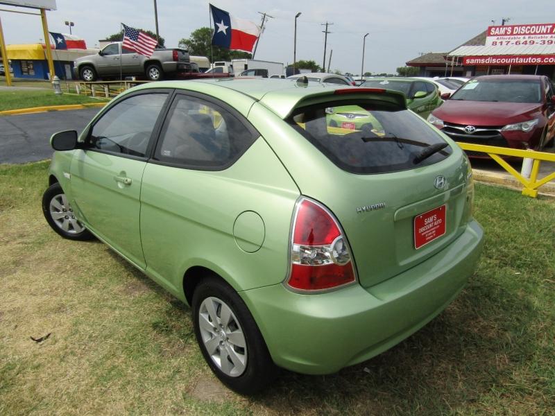 Hyundai Accent 2010 price $5,444