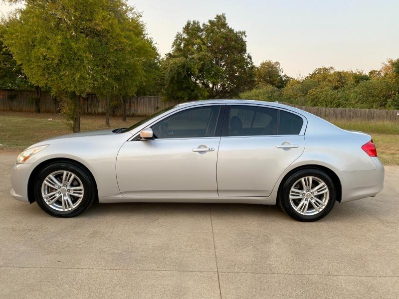 Infiniti G25 Sedan 2011 price $10,944