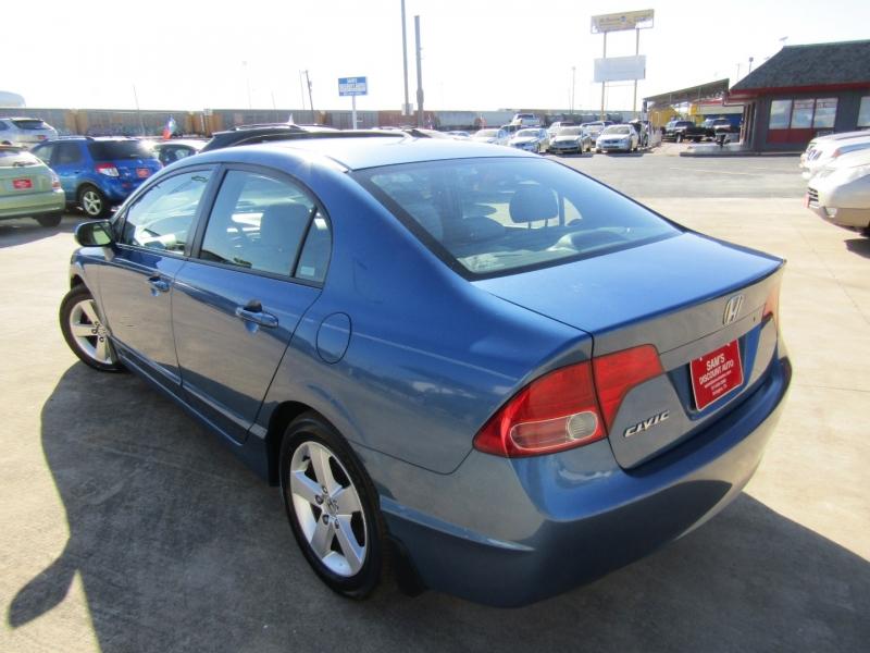 Honda Civic Sdn 2007 price $6,250