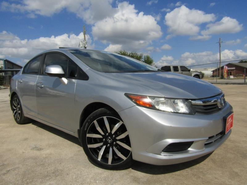 Honda Civic Sdn 2012 price $7,450