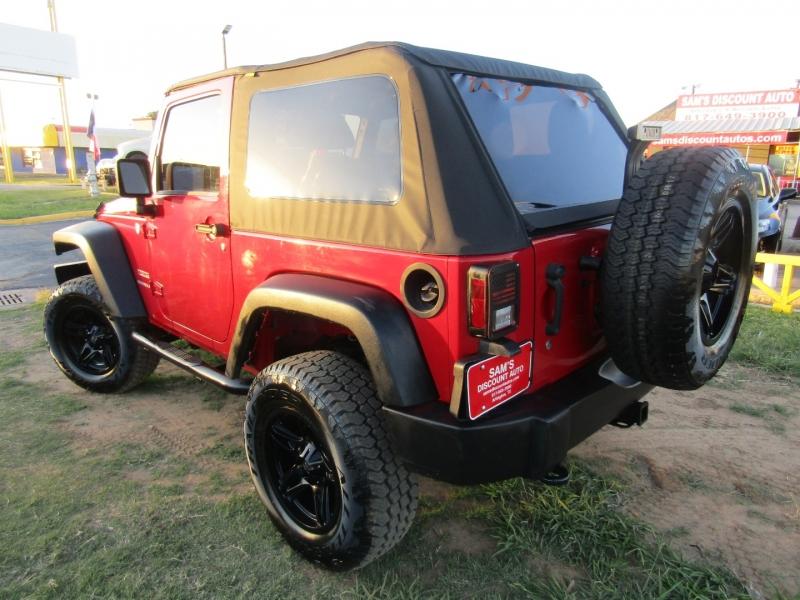 Jeep Wrangler 2011 price $15,944