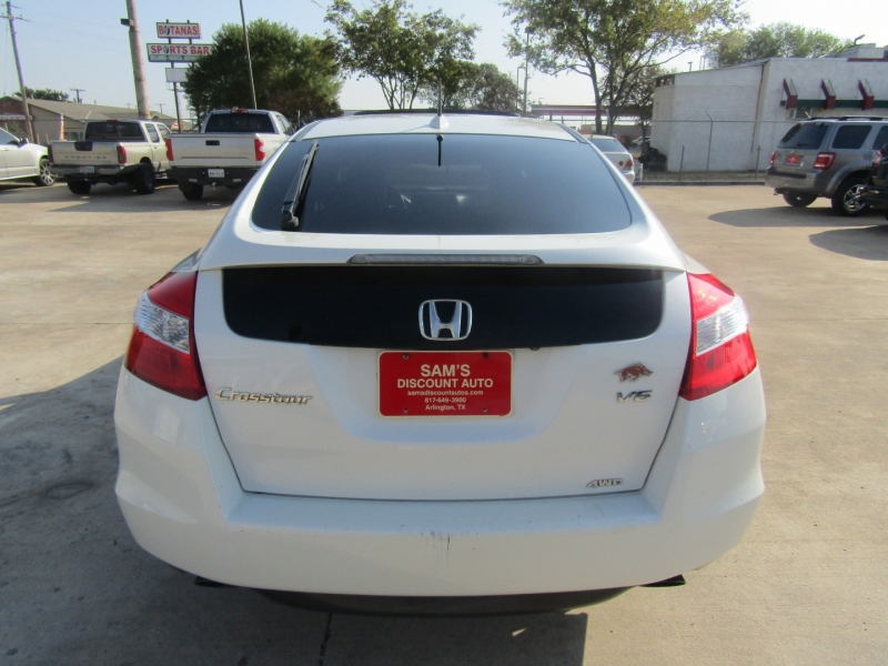 Honda Crosstour 2012 price $7,944