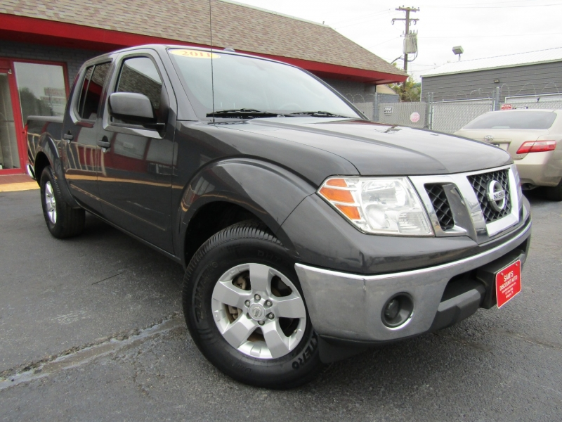 Nissan Frontier 2011 price $13,250