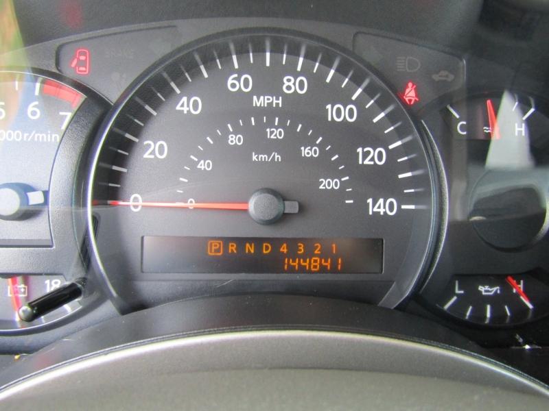 Nissan Titan 2006 price $9,250