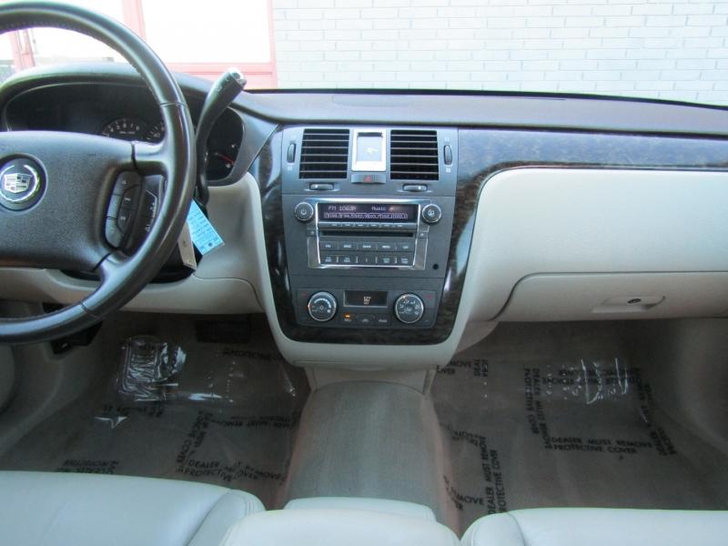 Cadillac DTS 2010 price $10,944