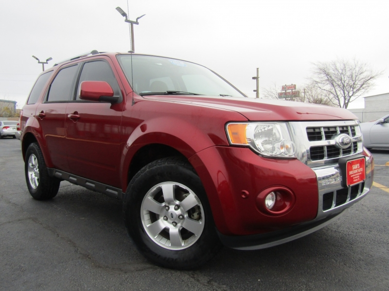Ford Escape 2012 price $6,944