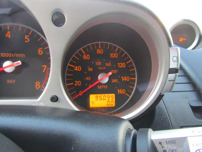 Nissan 350Z 2006 price $8,750