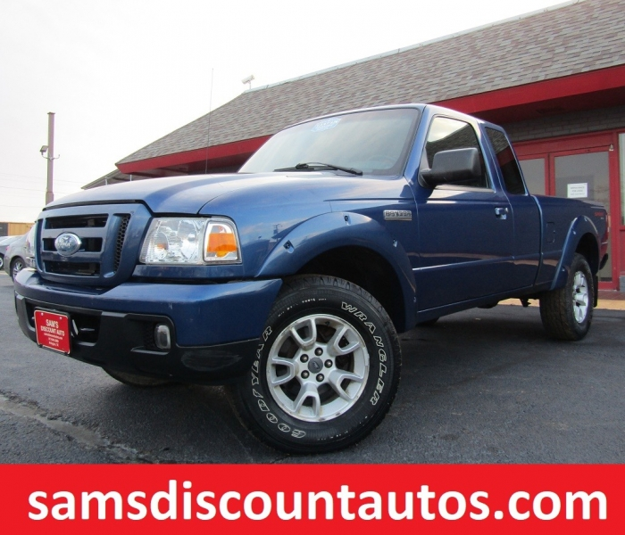 Ford Ranger 2007 price $7,944