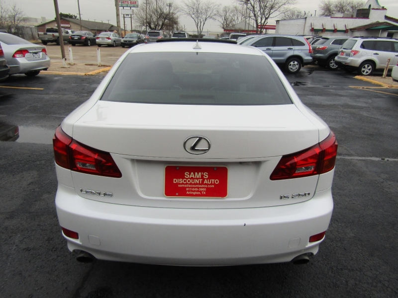 Lexus IS 250 2008 price $8,850