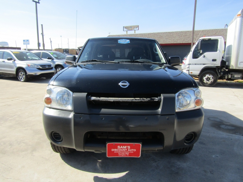 Nissan Frontier 2WD 2002 price $5,944