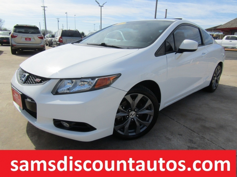 Honda Civic SI Cpe 2012 price $9,950