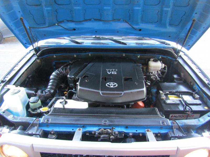 Toyota FJ Cruiser 2007 price $11,444