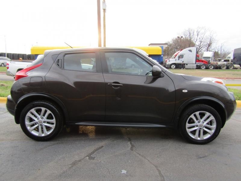 Nissan JUKE 2011 price $8,444