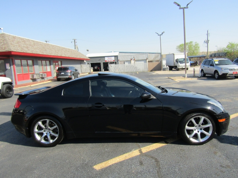 Infiniti G35 Coupe 2004 price $8,944