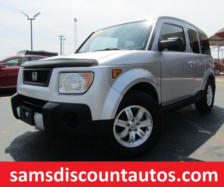 Honda Element 2006 price $8,350
