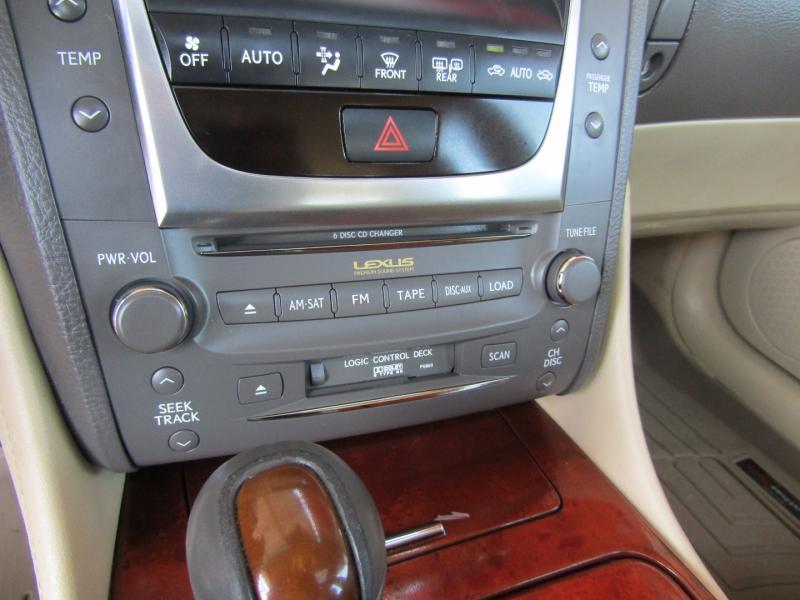 Lexus GS 350 2008 price $12,650