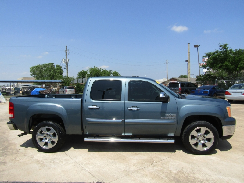 GMC Sierra 1500 2011 price $19,444