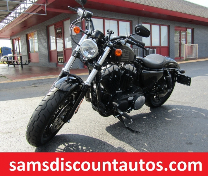 Harley-Davidson SPORTSTER FORTY-EIGHT 2016 price $8,950
